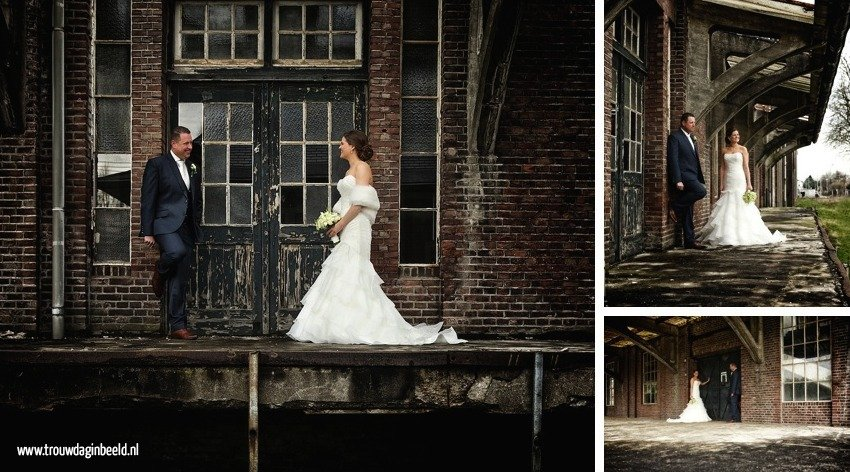 Bruidsfotografie Vught en Oisterwijk
