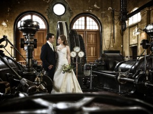Bruidsfotografie bewerking