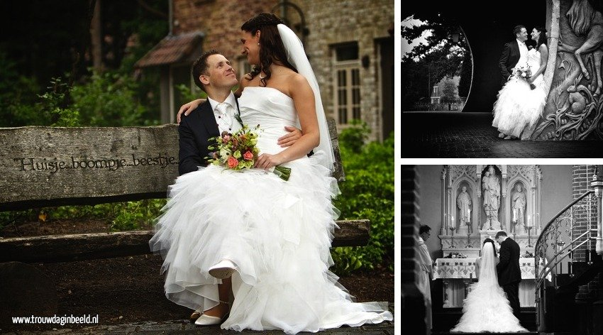 Bruidsfotografie Efteling Bosrijk
