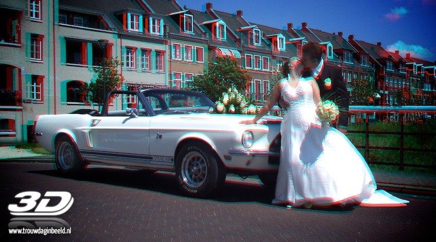 3D Bruidsfotografie