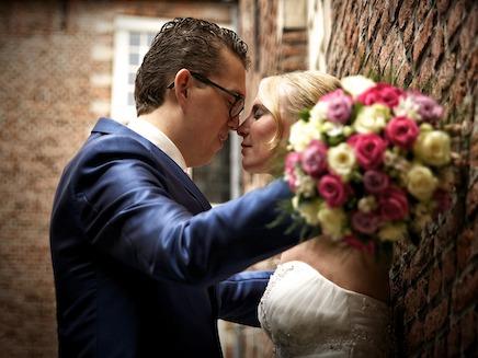Bruidsfotografie Edam