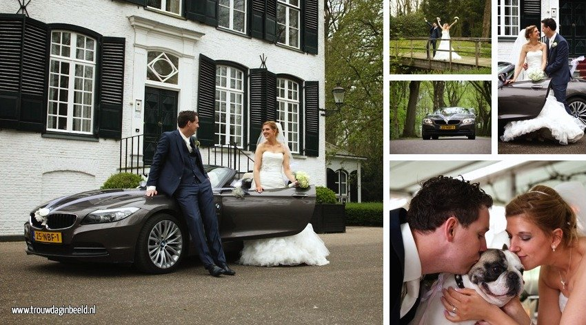Bruidsfotografie Hilvarenbeek