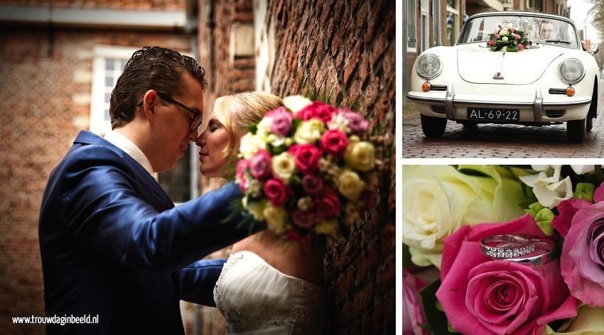 Referentie bruidsfotografie Edam