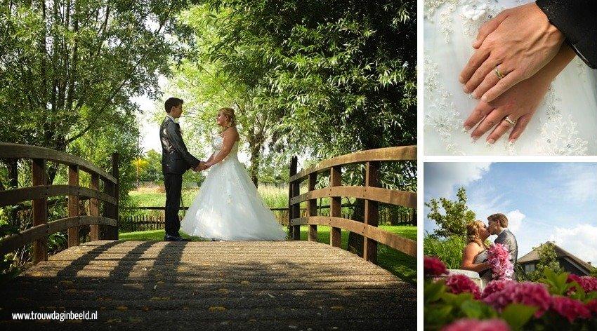 Bruidsfotografie Houten Gouda en Nieuwegein