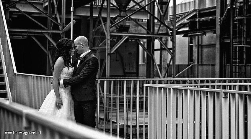 Bruidsfotografie Kasteel Henkenshage Sint-Oedenrode
