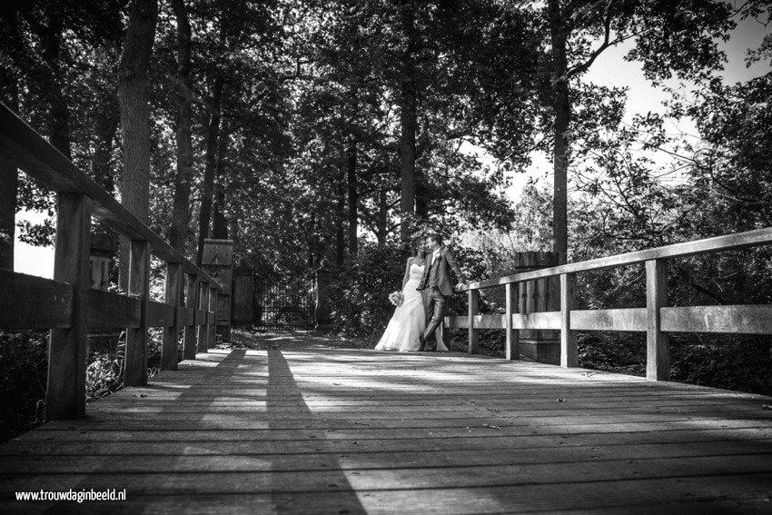 Bruidsfotografie Kasteel Heeswijk