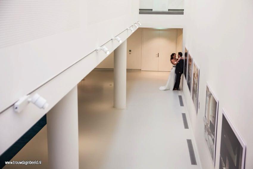 Bruidsfotografie Noordbrabants Museum