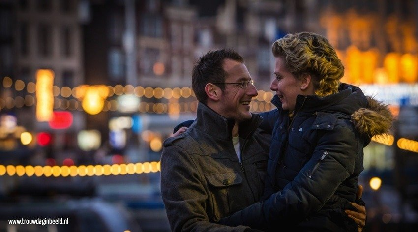 Loveshoots in Amsterdam