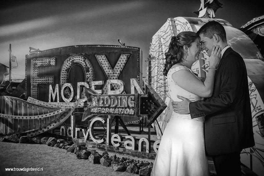 Bruidsfotografie Las Vegas