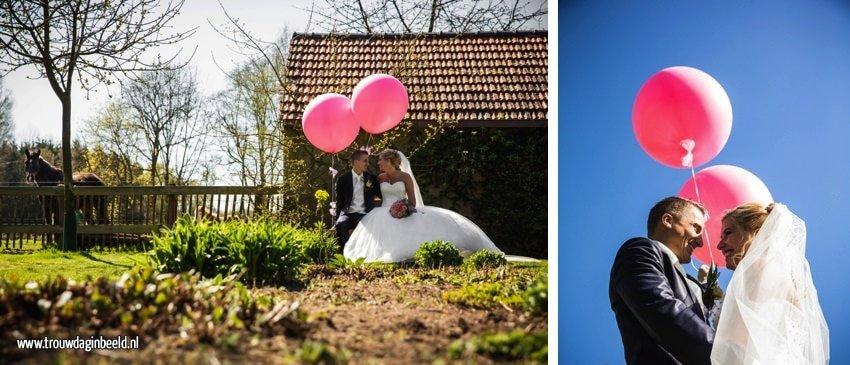 Bruidsfotografie Klooster Nieuwkerk Goirle