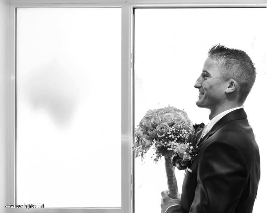 Bruidsfotografie Goirle Dennis en Chantal