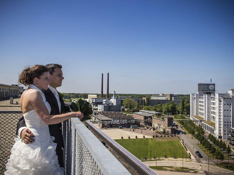 Bruidsfotografie Heeze en Strijp-S Eindhoven