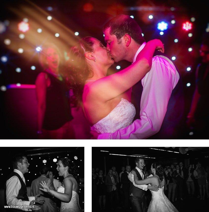 Bruidsfotografie trouwfeest Poort van Limburg Weert