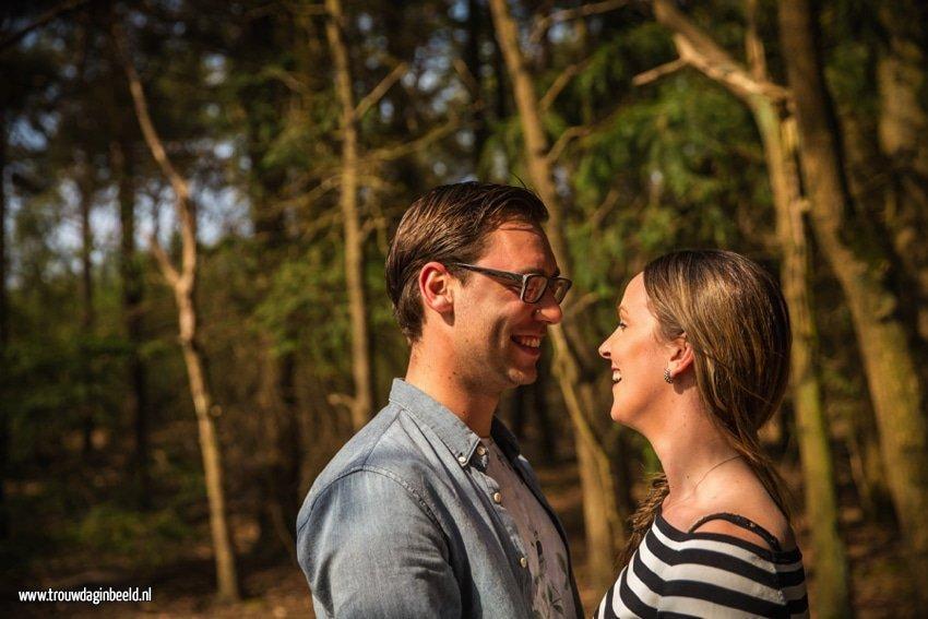 Loveshoot bosgebied Helmond Brandevoort