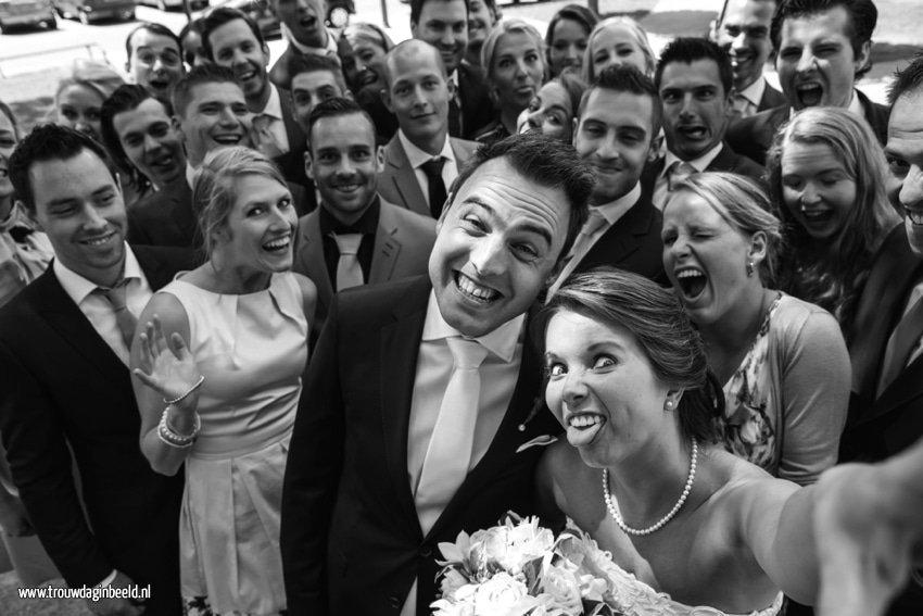 Bruidsfotografie in Nuenen