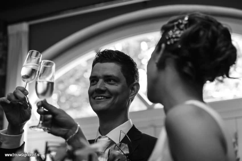Bruidsfotografie Waalre en in Baarlo