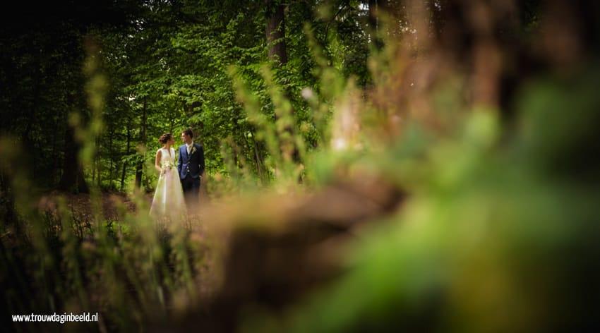 Bruidsfotografie Waalre en Baarlo