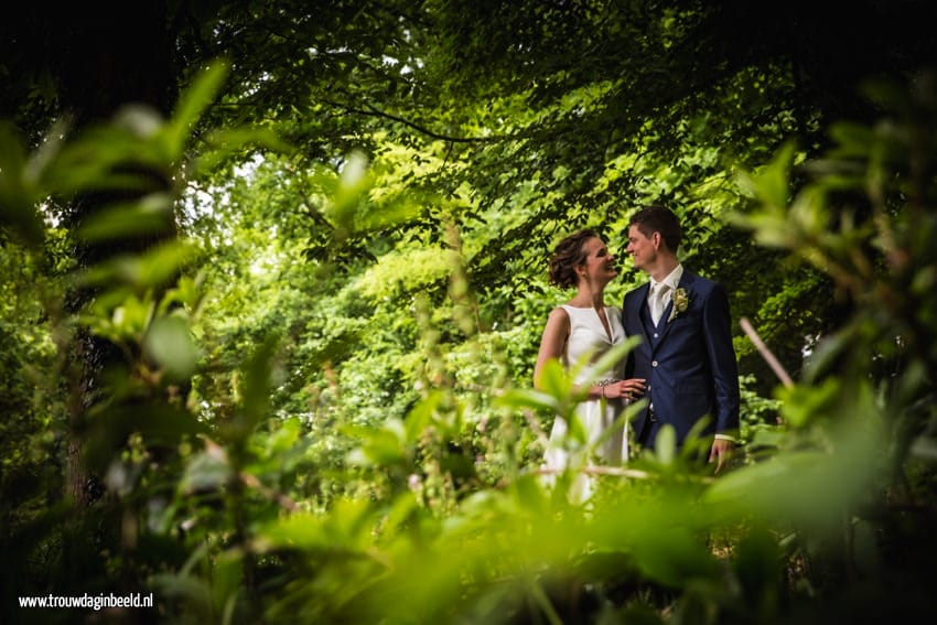 Bruidsfotografie in Waalre en Baarlo