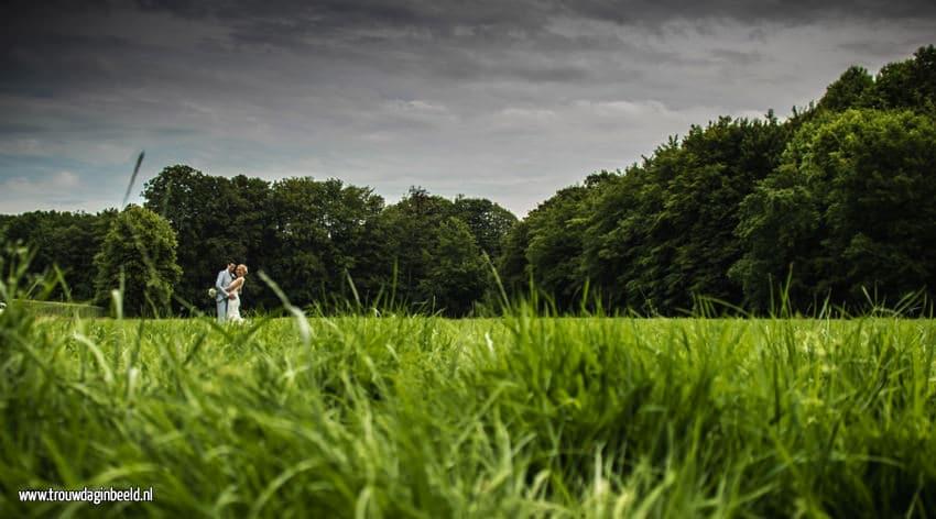 Trouwreportage Kasteel Groeneveld in Baarn