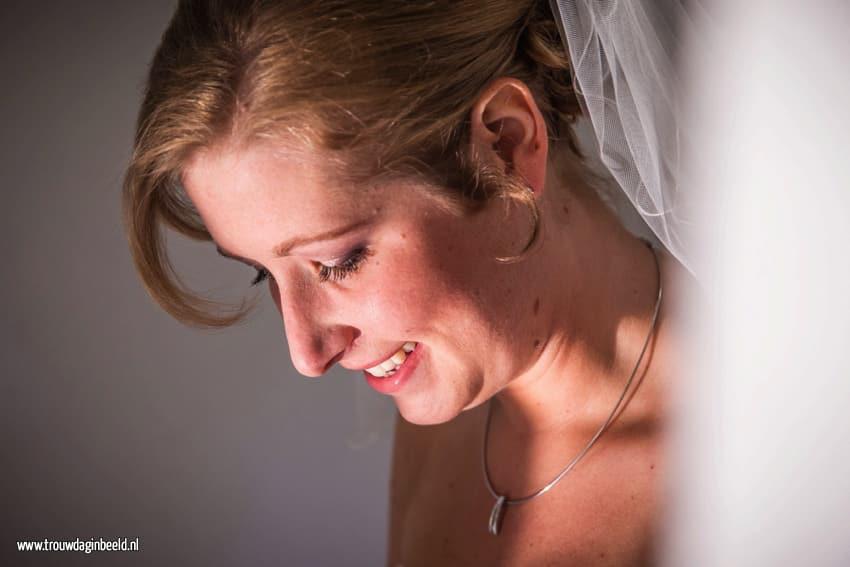 Bruidsfotografie in Bergen op Zoom