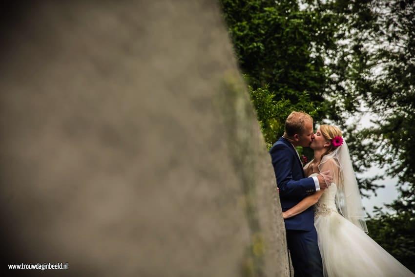 Bruidsfotografie Wantijpark Dordrecht