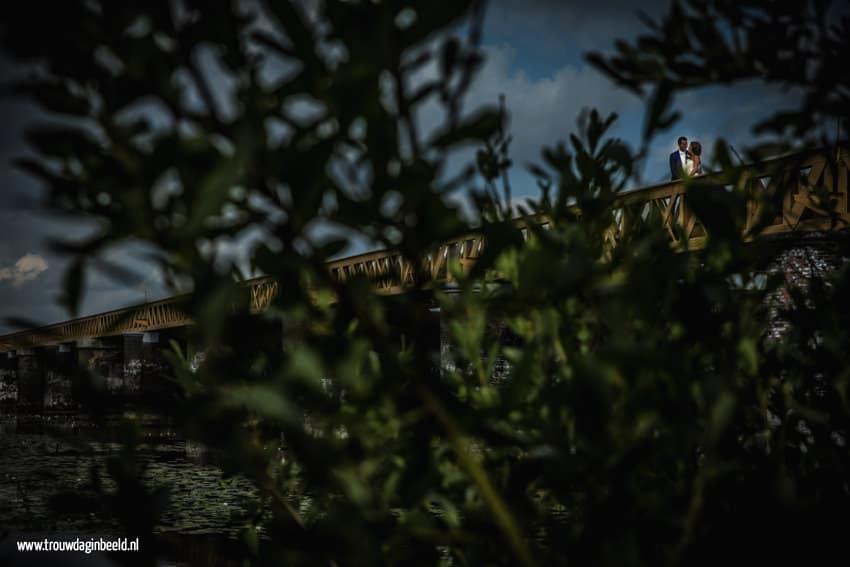 Bruidsfotografie de Moerputten Den Bosch