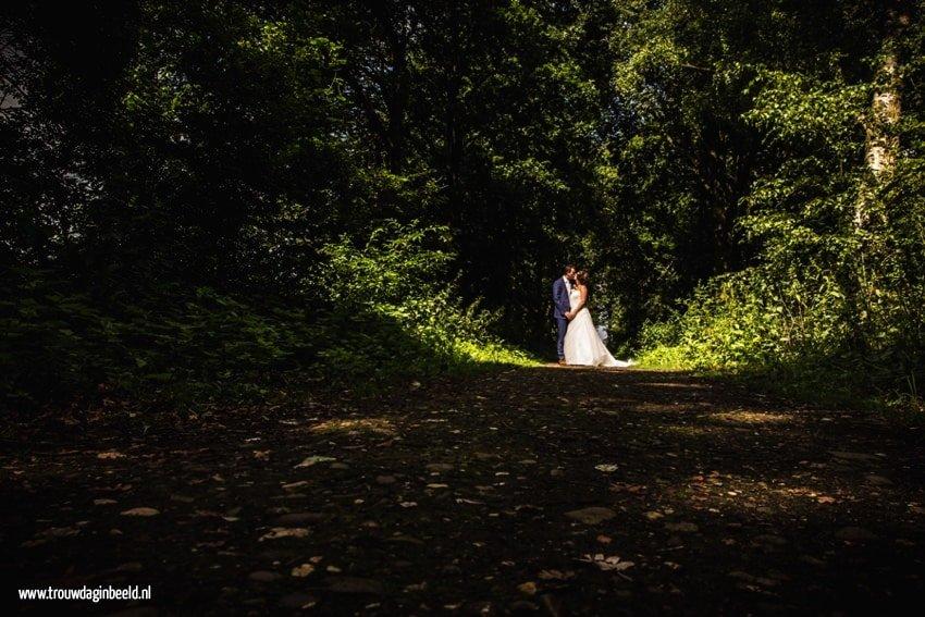 Bruidsfotografie Den Bosch de Moerputten