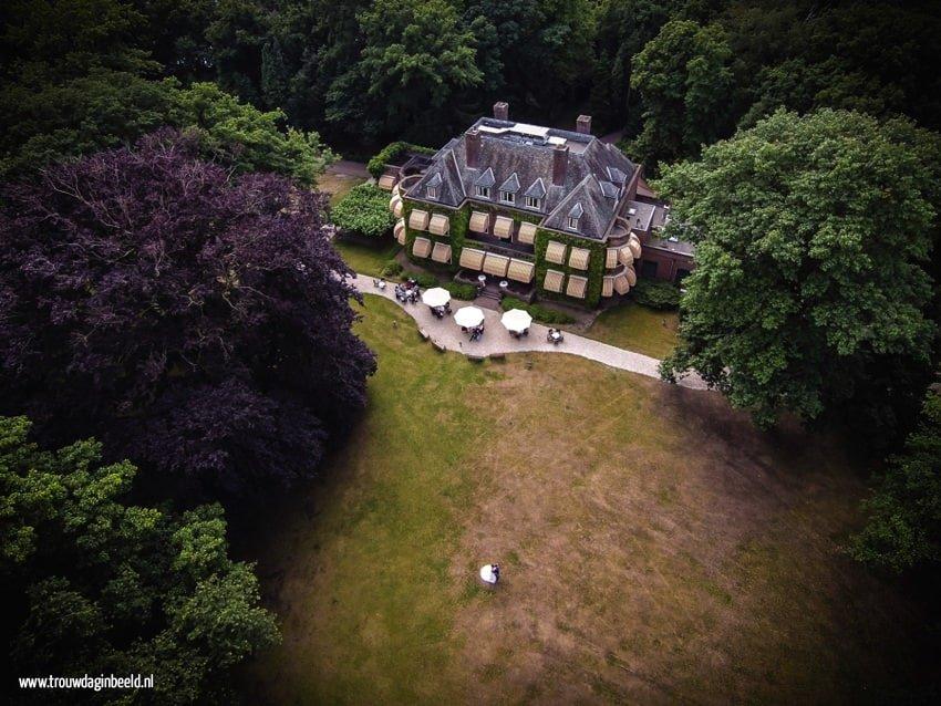Trouwreportage Landgoed Huize Bergen Vught