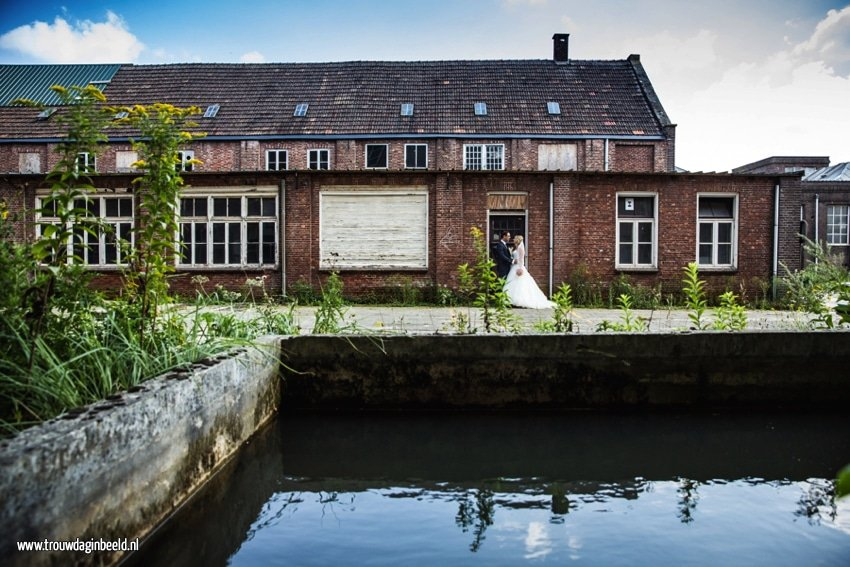 Trouwfotografie Leerfabriek Oisterwijk