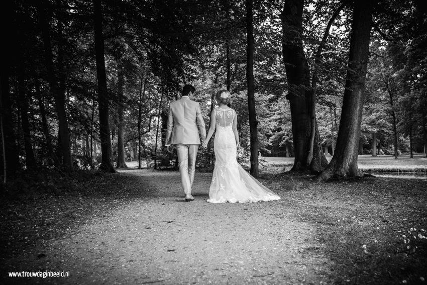 Bruidsfotografie Hilversum en Baarn