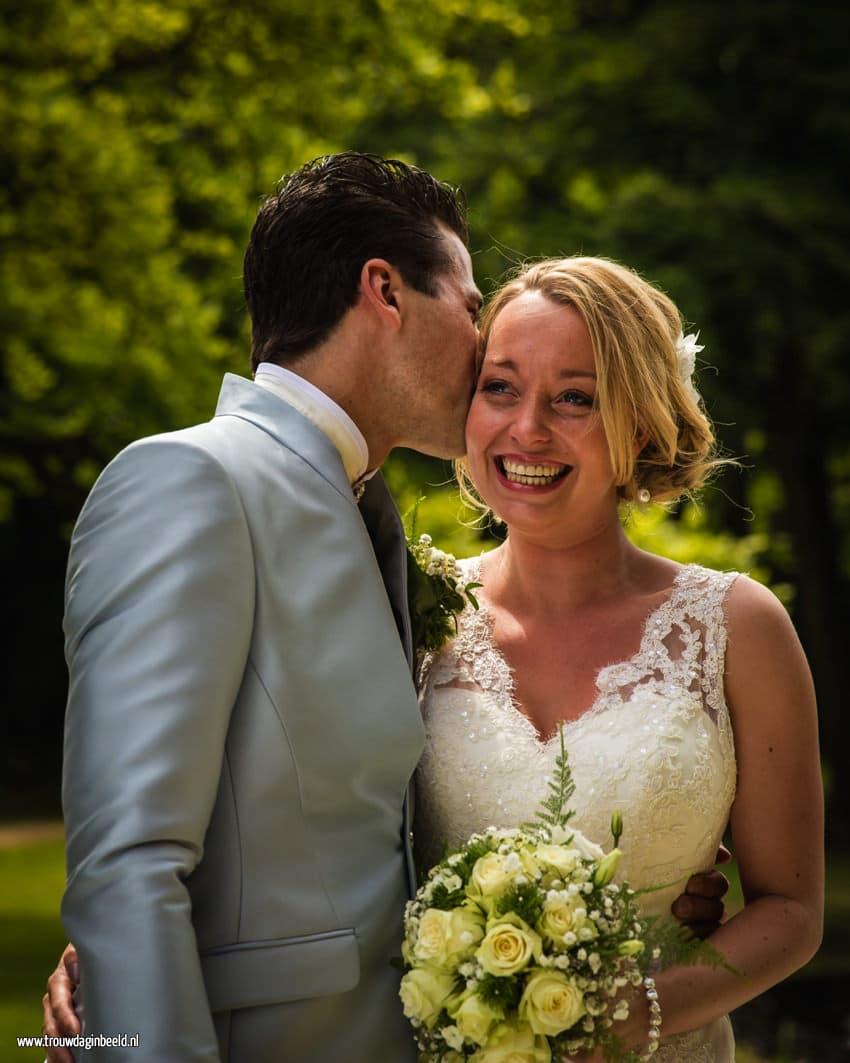 Bruidsfotografie Kasteel Groeneveld Baarn