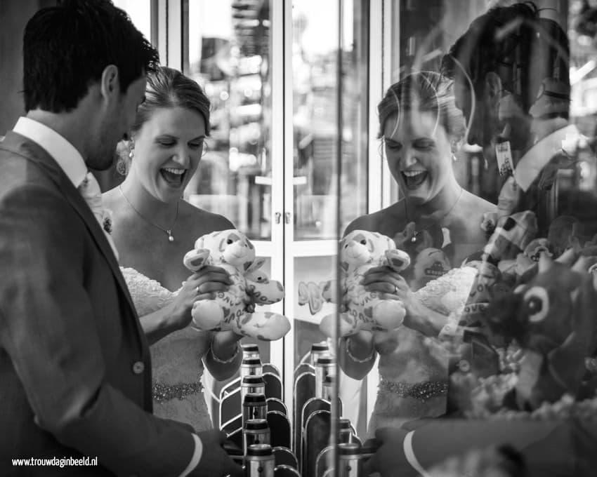 Bruidsfotografie Tilburgse kermis