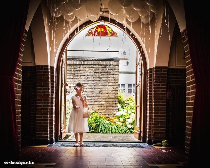 Bruidsfotografie Kloosterkapel Tilburg