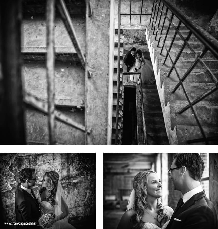 Bruidsfotografie KvL Leerfabriek Oisterwijk