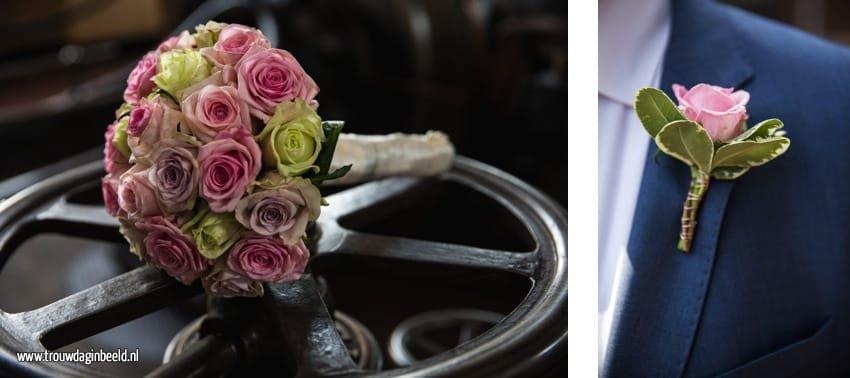 Bruidsfotografie Leerfabriek Oisterwijk