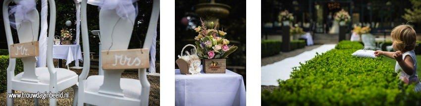 Bruidsfotografie Tilburg Villa de Vier Jaargetijden