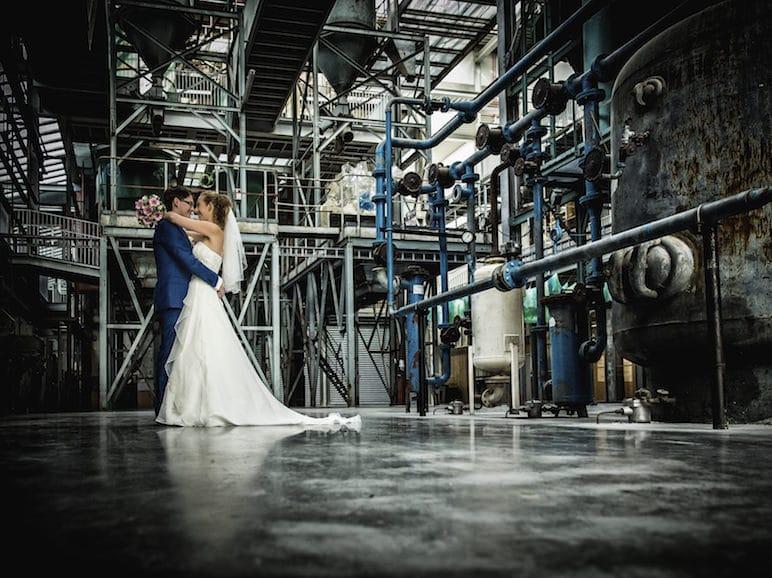 Trouwfotografie de Koekbouw en Kasteel Heeswijk