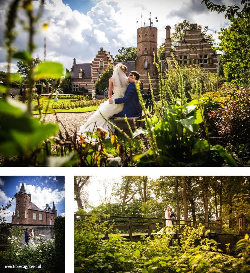 Trouwfotografie Kasteel Heeswijk