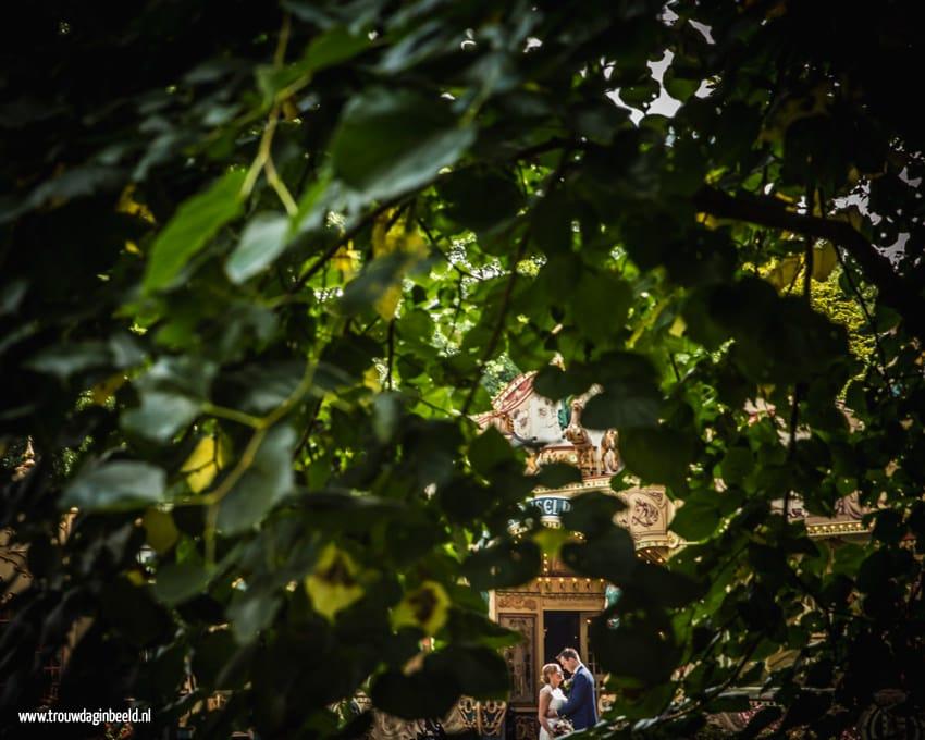 Trouwreportage in de Efteling Kaatsheuvel