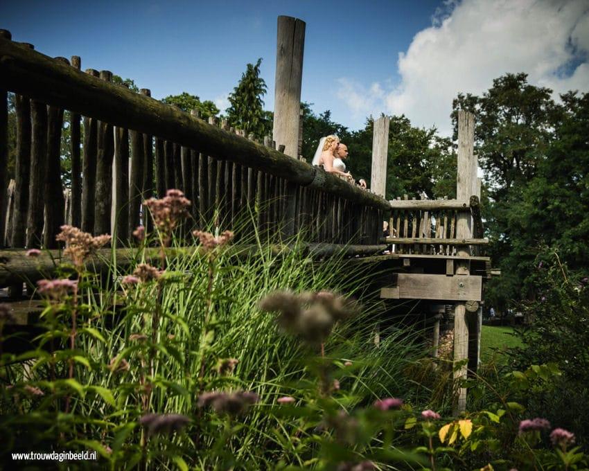 Bruidsfotograaf Efteling Kaatsheuvel