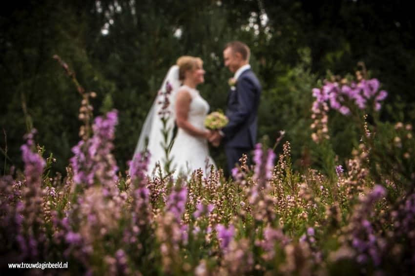 Bruidsfotografie Molenheide Helmond