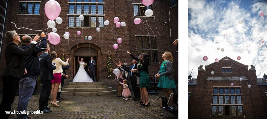 Bruidsfotografie Kasteel Helmond
