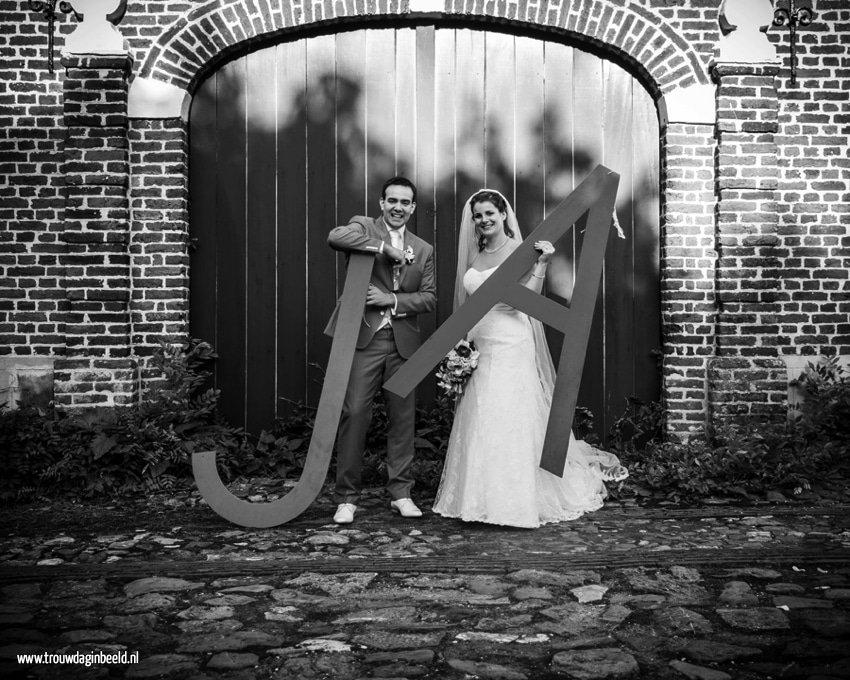 Fotograaf bruiloft Mill