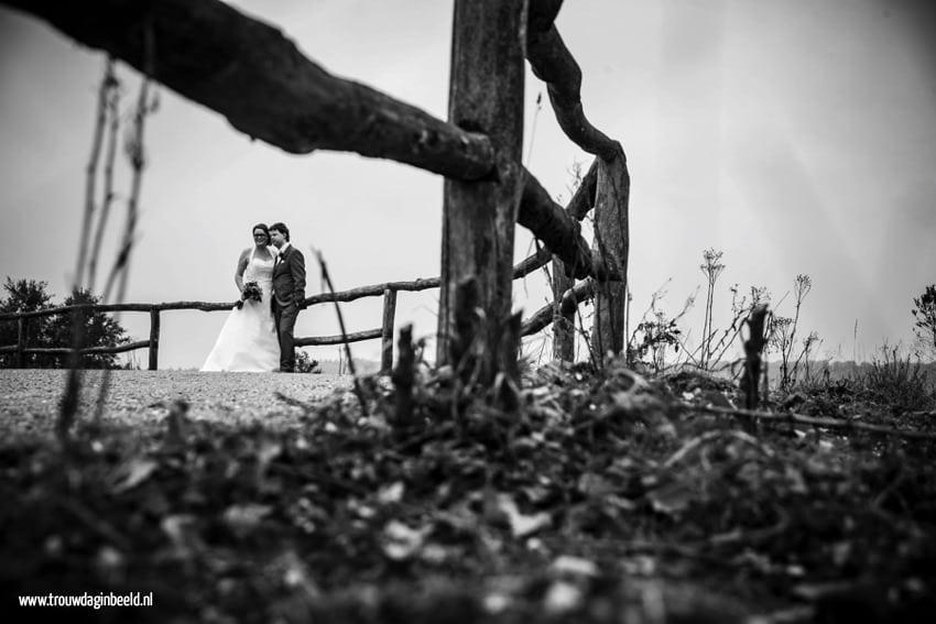 Trouwreportage Nationaal Park de Veluwe
