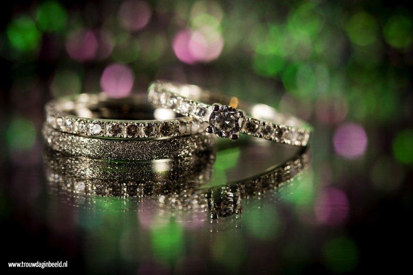 Trouwringen bruiloft trouwfotograaf