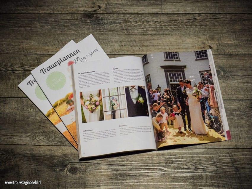 Publicatie Trouwplannen Magazine