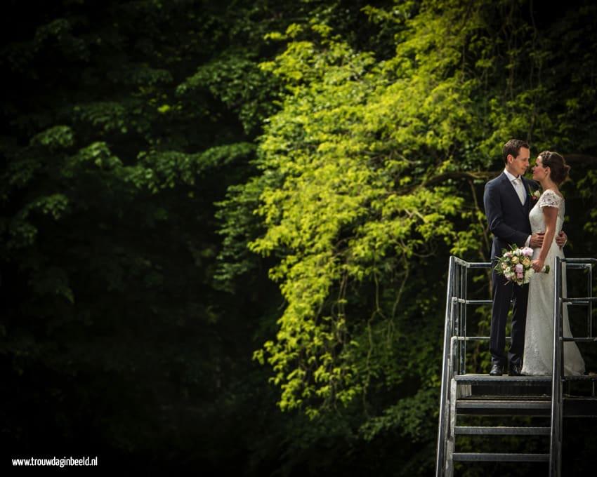 Publicatie Trouwplannen Magazine | Bruiloft Fieke en Jeroen