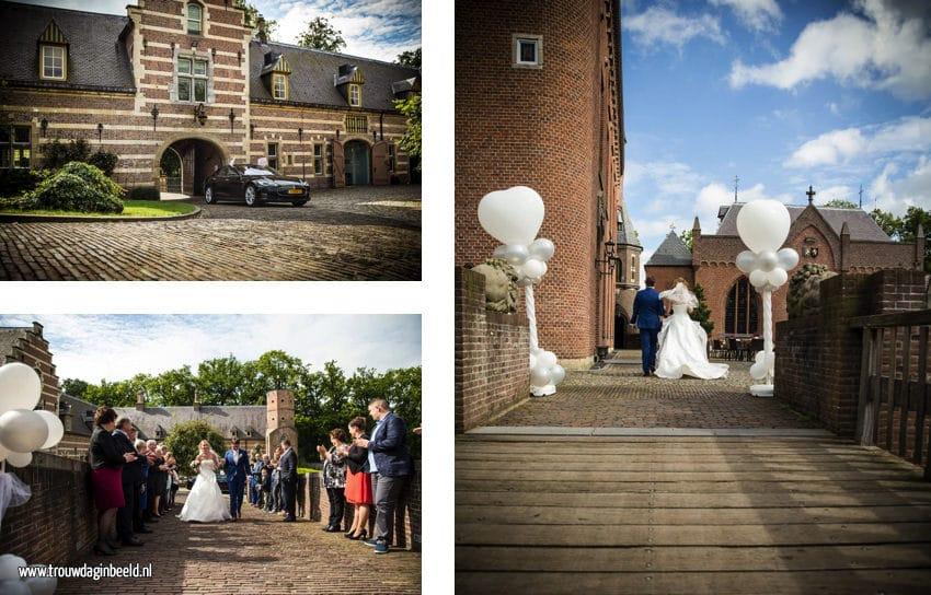 Trouwfotograaf Koekbouw en Kasteel Heeswijk