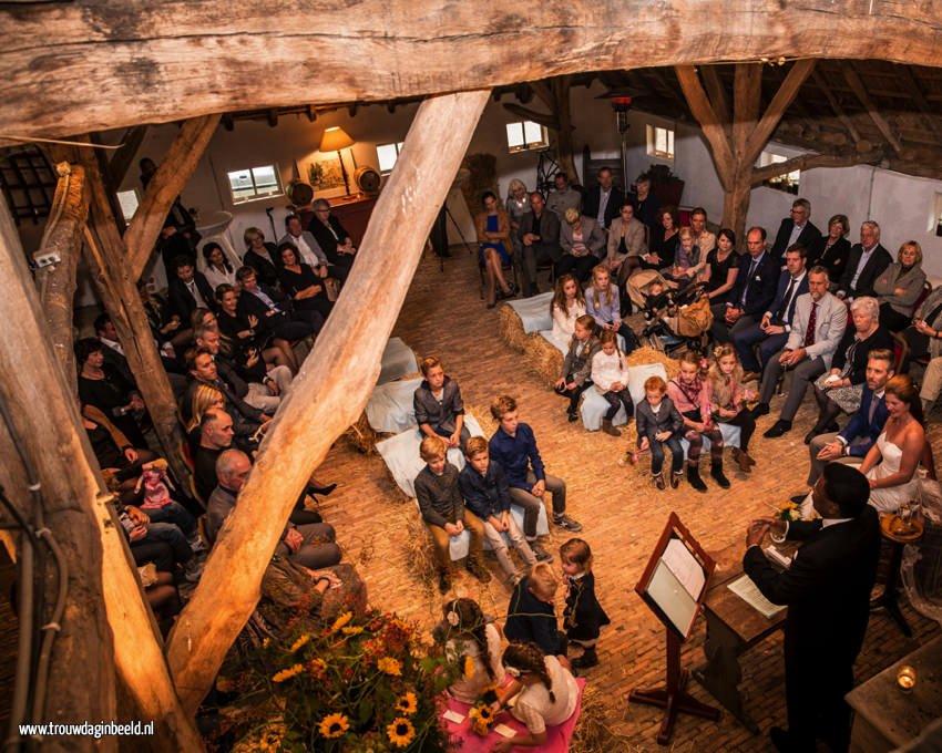 Trouwfotograaf de Vlaamsche Schuur Dongen