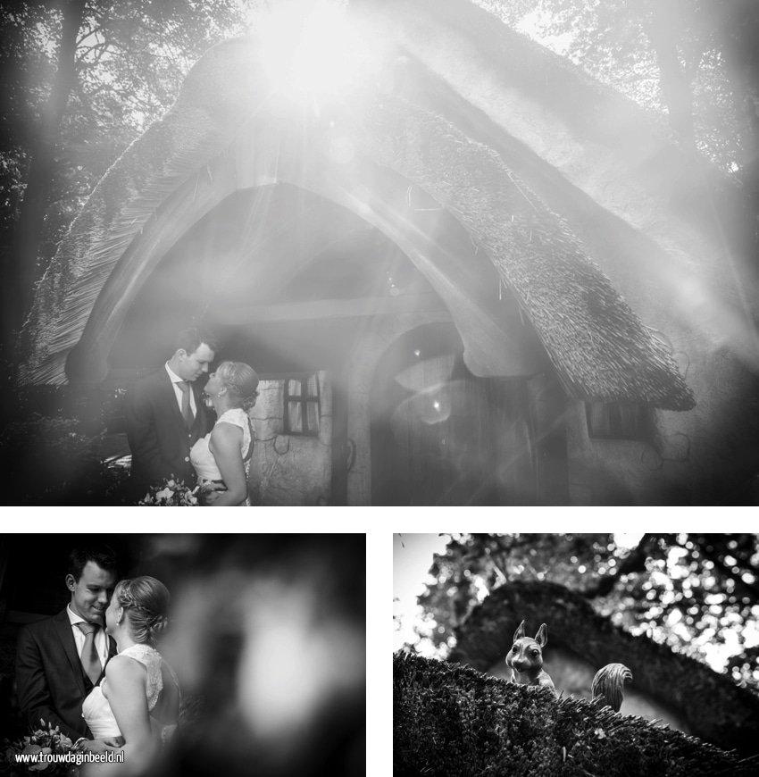 Trouwfotograaf Efteling